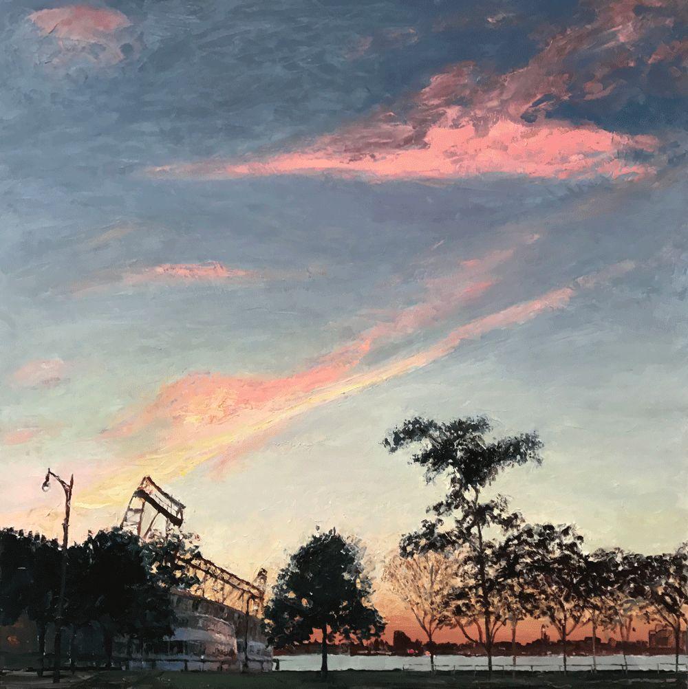 日落余晖   澳大利亚画家Ashley Frost(上)插图27