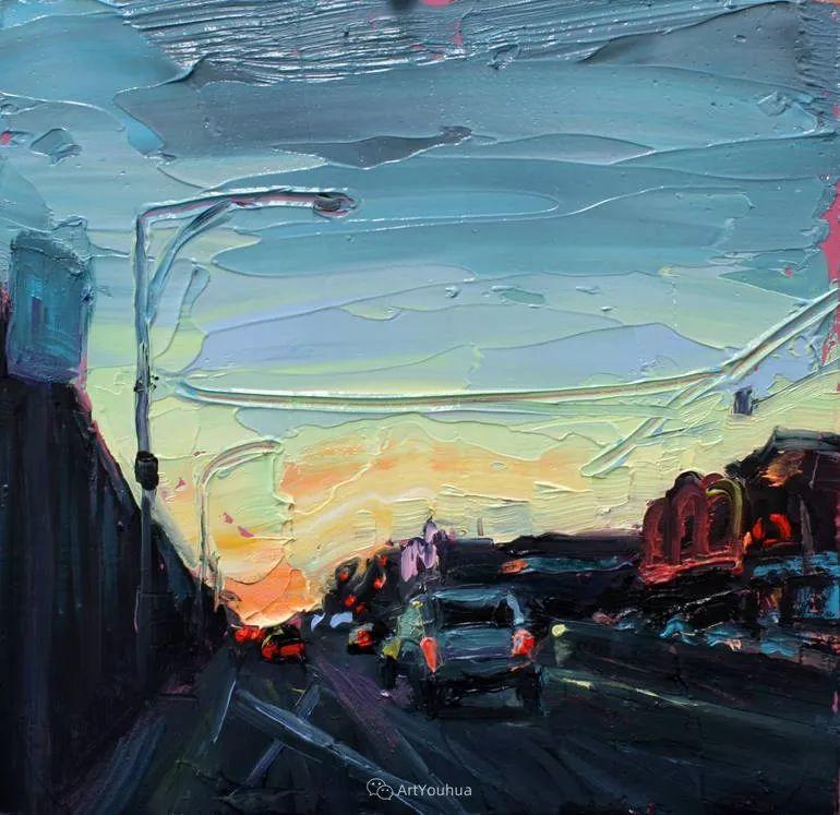 日落余晖   澳大利亚画家Ashley Frost(上)插图41