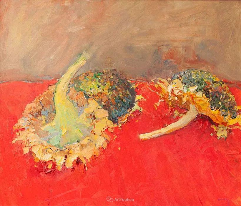 那一抹色彩 俄罗斯画家Peter Bezrukov作品(下)插图13
