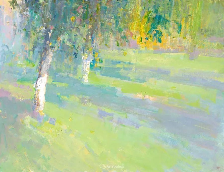 那一抹色彩 俄罗斯画家Peter Bezrukov作品(下)插图41