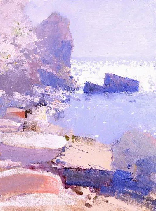 那一抹色彩 俄罗斯画家Peter Bezrukov作品(下)插图47