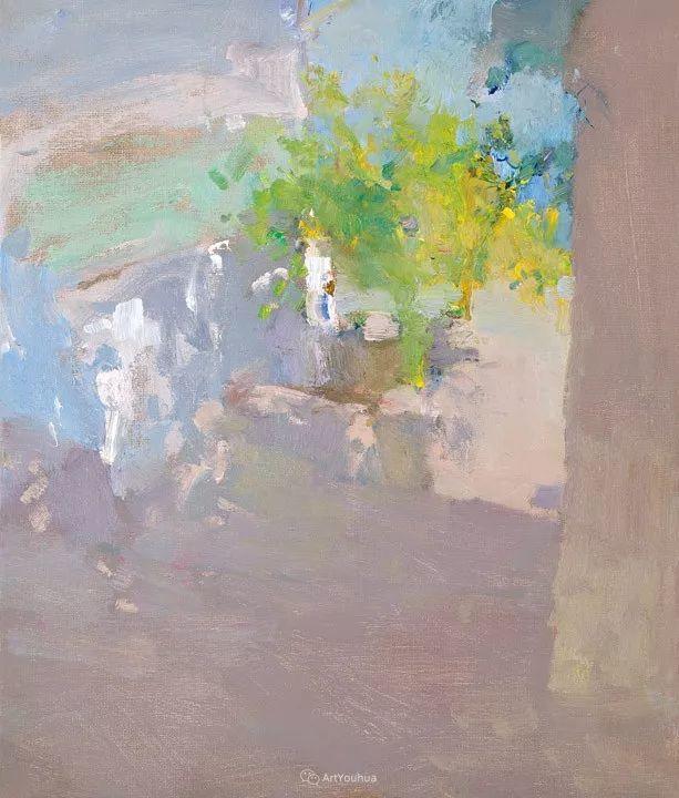 那一抹色彩 俄罗斯画家Peter Bezrukov作品(下)插图49