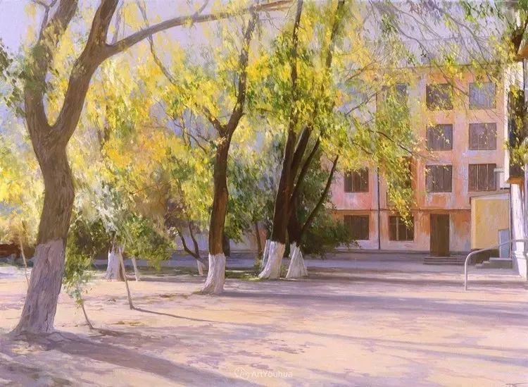 俄罗斯画家Peter Bezrukov作品(上)插图9