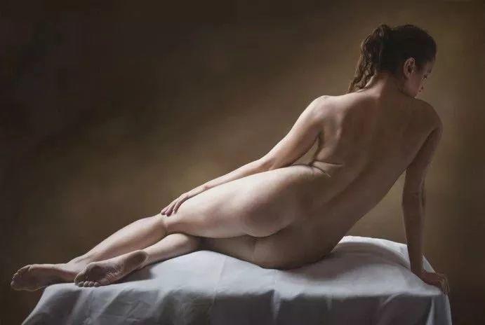 法国超写实人体油画,也很震撼!插图