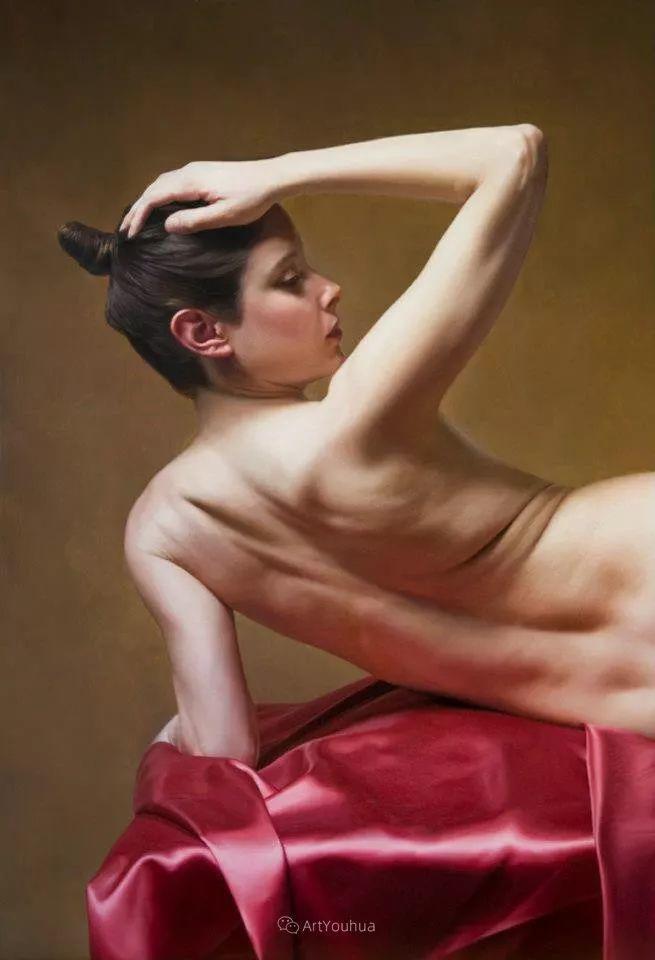 法国超写实人体油画,也很震撼!插图5