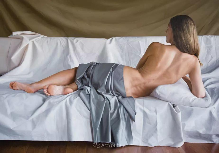 法国超写实人体油画,也很震撼!插图7