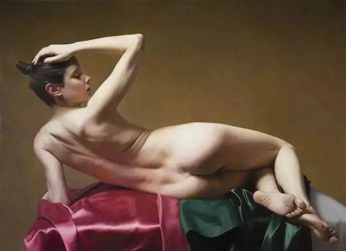 法国超写实人体油画,也很震撼!插图10