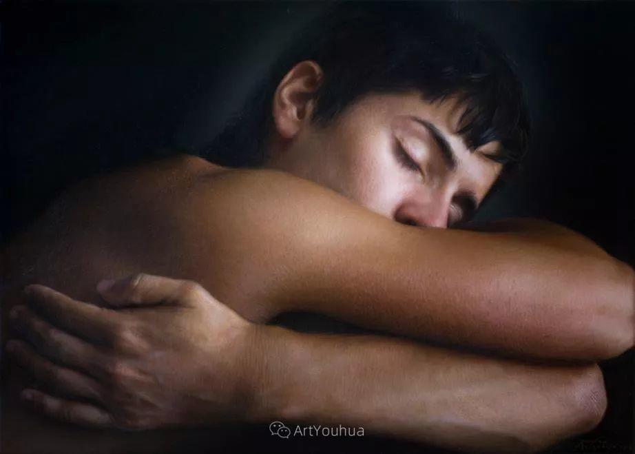 法国超写实人体油画,也很震撼!插图13