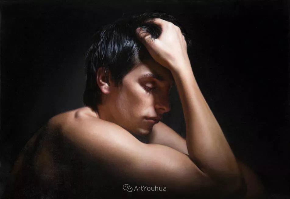 法国超写实人体油画,也很震撼!插图14