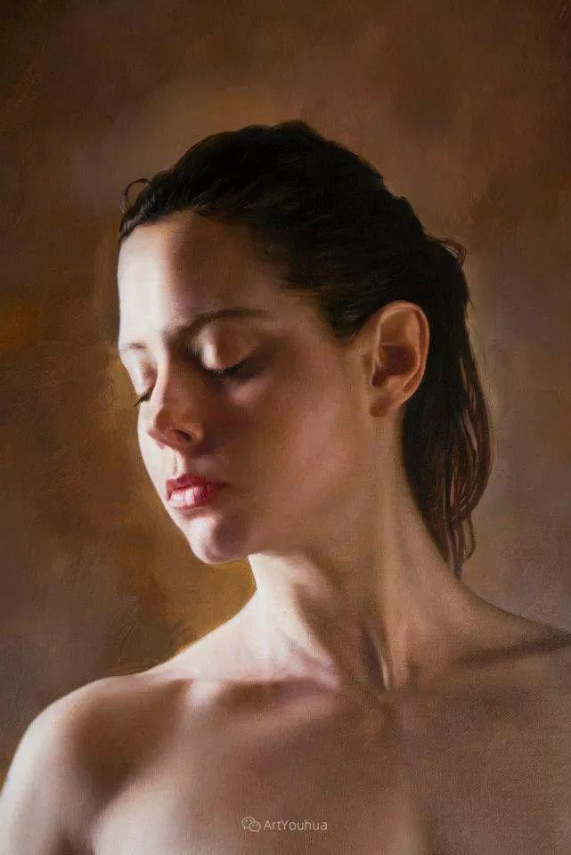 法国超写实人体油画,也很震撼!插图16