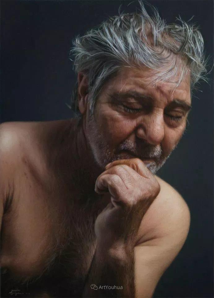 法国超写实人体油画,也很震撼!插图18