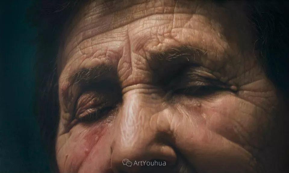 法国超写实人体油画,也很震撼!插图19