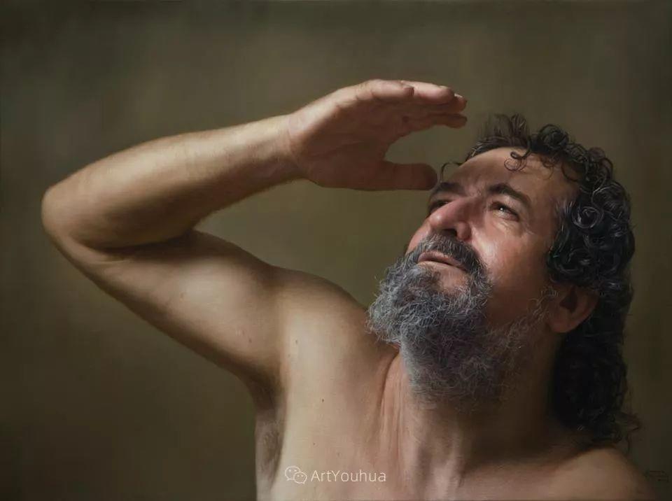 法国超写实人体油画,也很震撼!插图20