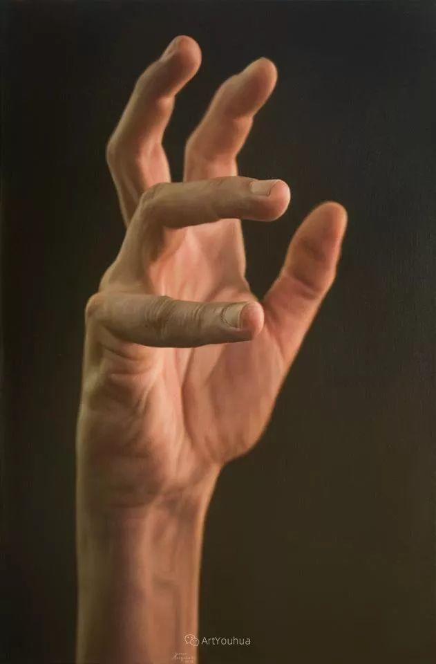 法国超写实人体油画,也很震撼!插图33