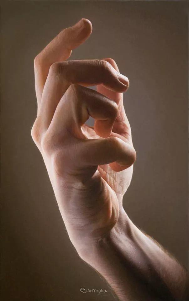 法国超写实人体油画,也很震撼!插图34
