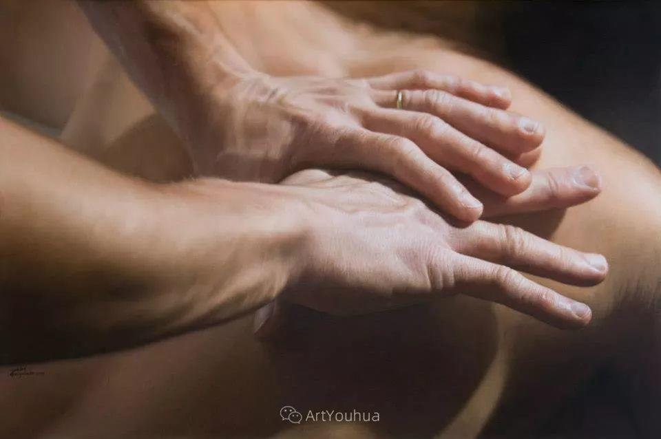 法国超写实人体油画,也很震撼!插图45