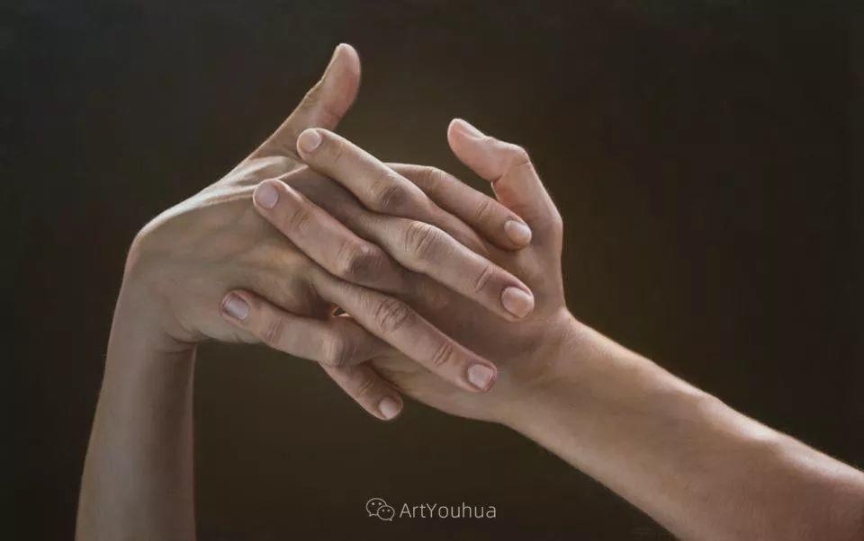 法国超写实人体油画,也很震撼!插图46