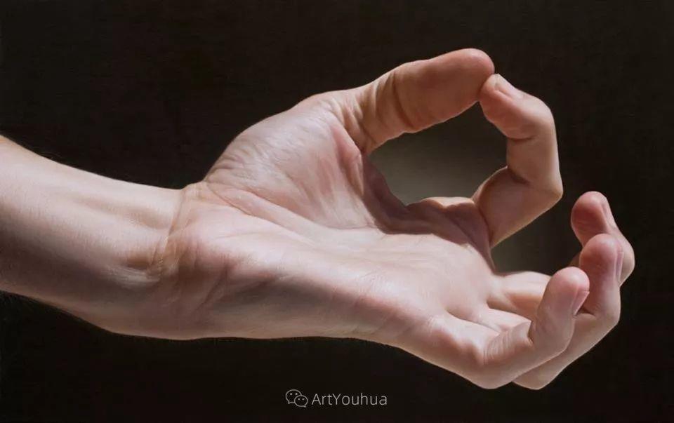 法国超写实人体油画,也很震撼!插图47