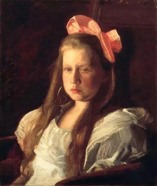 棕色调的现实主义绘画者 美国画家Thomas Eakins插图10