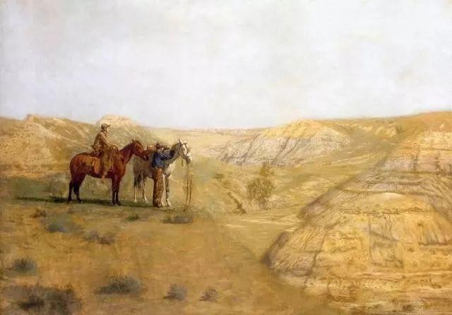 棕色调的现实主义绘画者 美国画家Thomas Eakins插图11