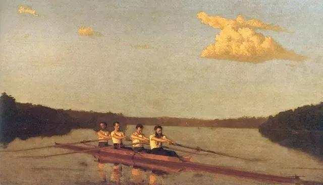 棕色调的现实主义绘画者 美国画家Thomas Eakins插图12