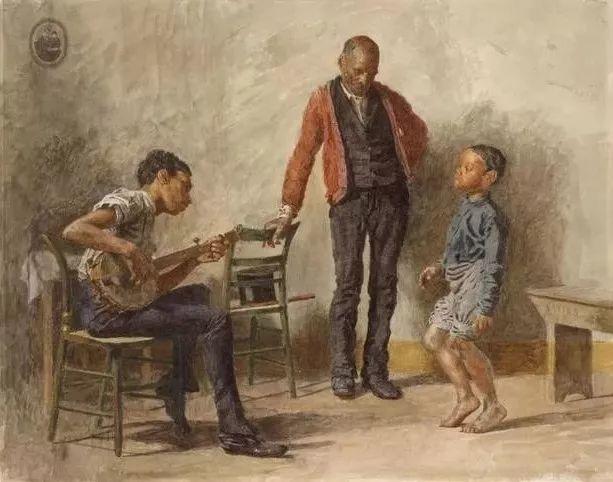 棕色调的现实主义绘画者 美国画家Thomas Eakins插图21