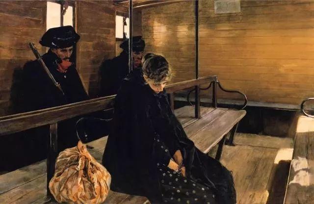 棕色调的现实主义绘画者 美国画家Thomas Eakins插图24