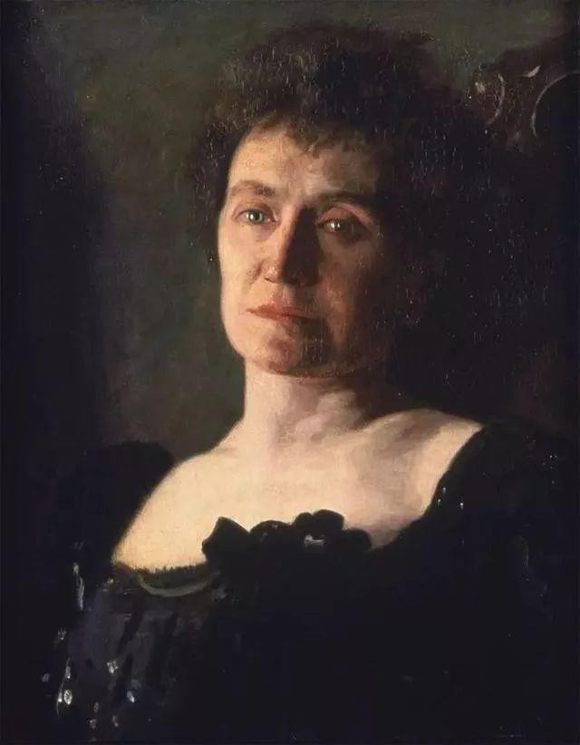 棕色调的现实主义绘画者 美国画家Thomas Eakins插图27