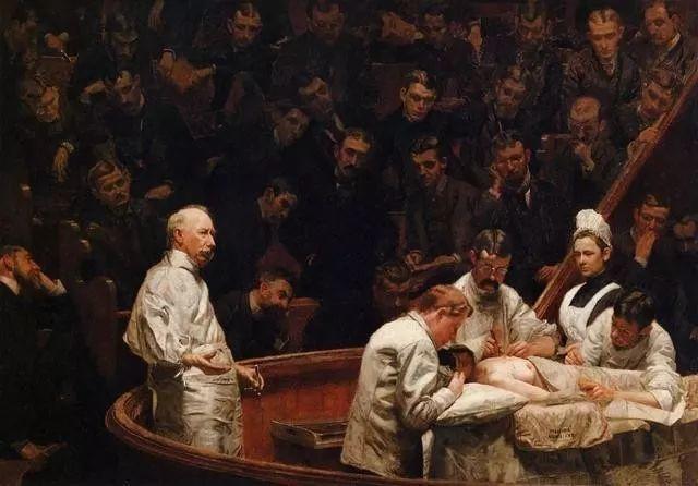 棕色调的现实主义绘画者 美国画家Thomas Eakins插图28