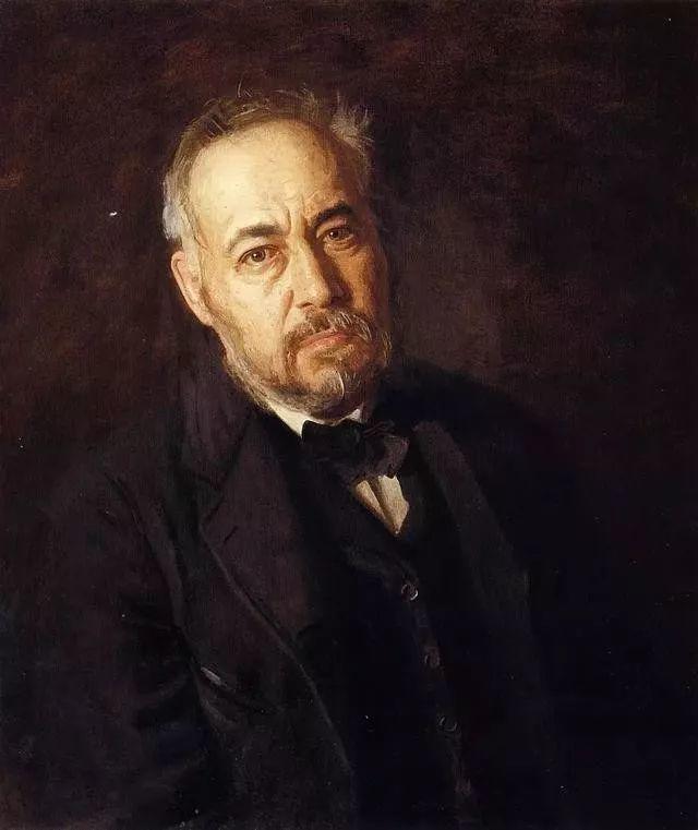 棕色调的现实主义绘画者 美国画家Thomas Eakins插图30