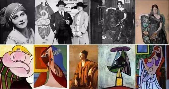 中外知名画家们几乎都为爱人画过像插图17
