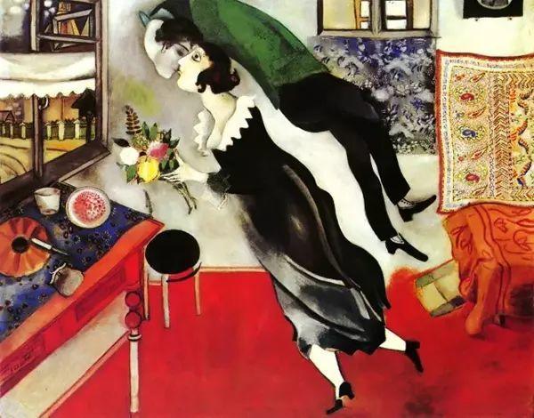 中外知名画家们几乎都为爱人画过像插图47