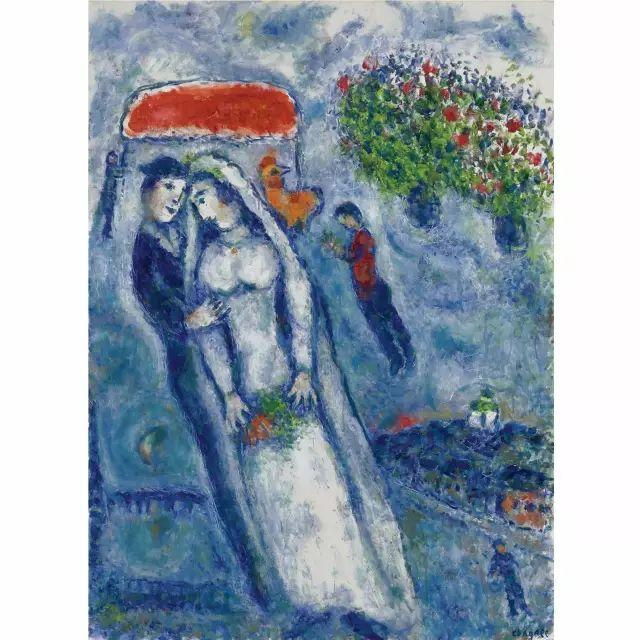 中外知名画家们几乎都为爱人画过像插图49