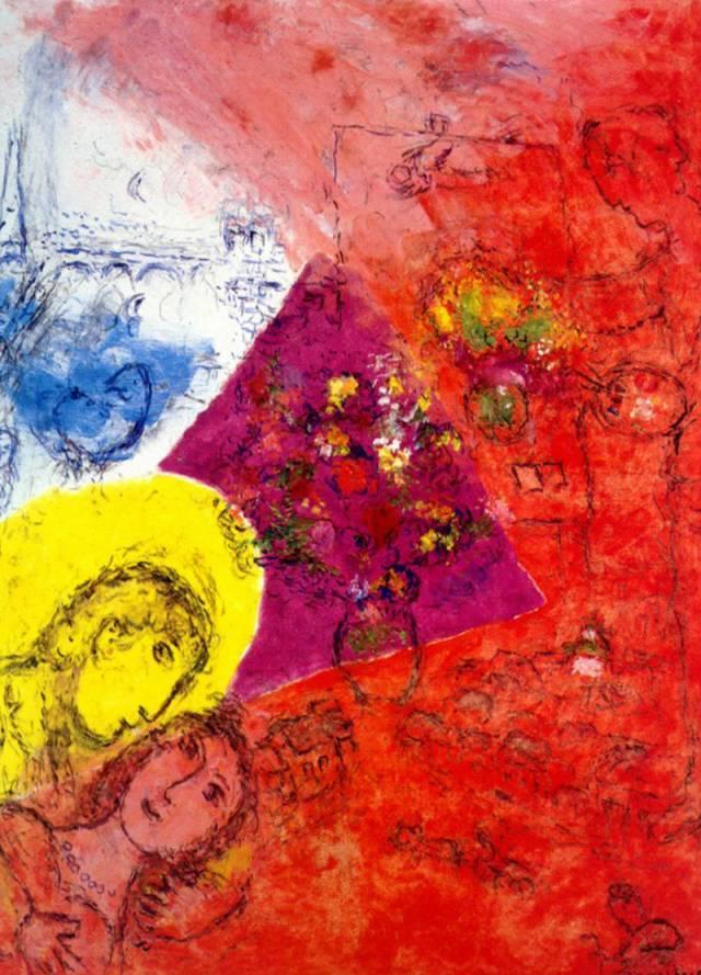 中外知名画家们几乎都为爱人画过像插图51