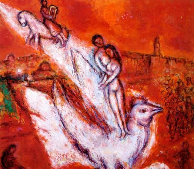 中外知名画家们几乎都为爱人画过像插图53