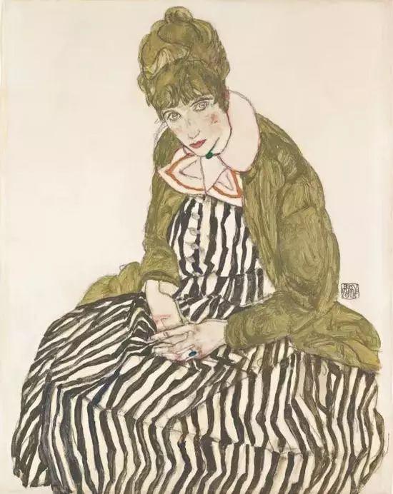 中外知名画家们几乎都为爱人画过像插图61