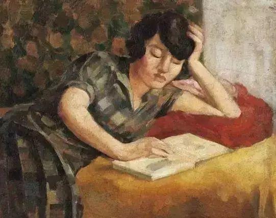 中外知名画家们几乎都为爱人画过像插图67