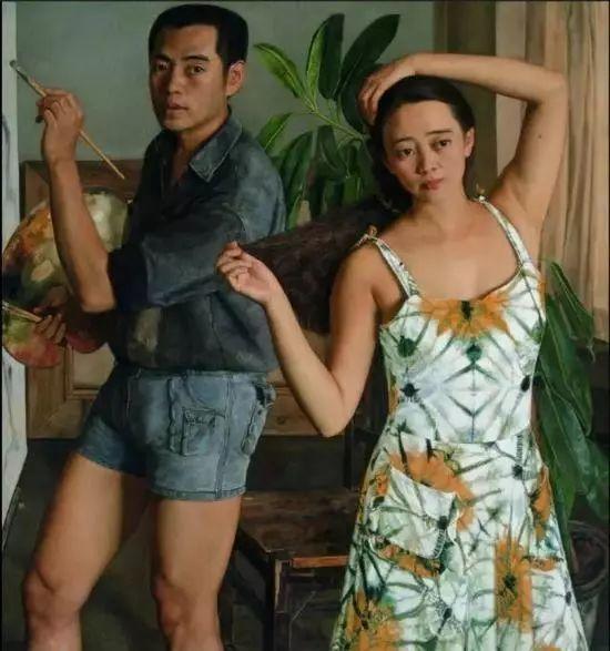 中外知名画家们几乎都为爱人画过像插图89