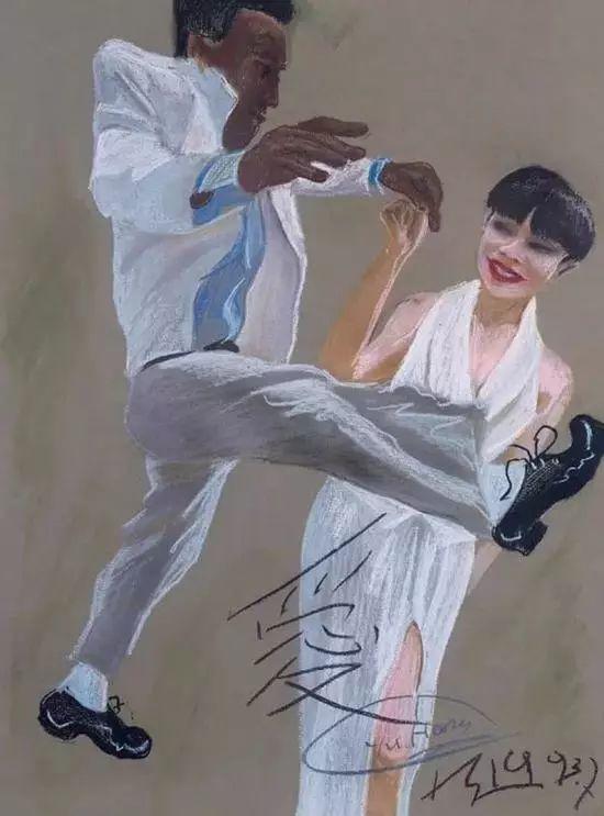 中外知名画家们几乎都为爱人画过像插图111