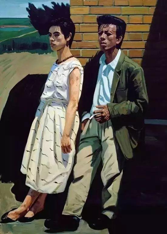 中外知名画家们几乎都为爱人画过像插图113
