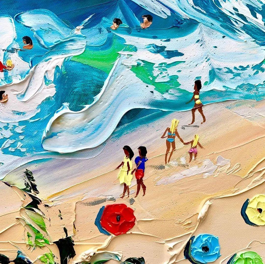 夏天该有的样子,这颜色太好看了插图22
