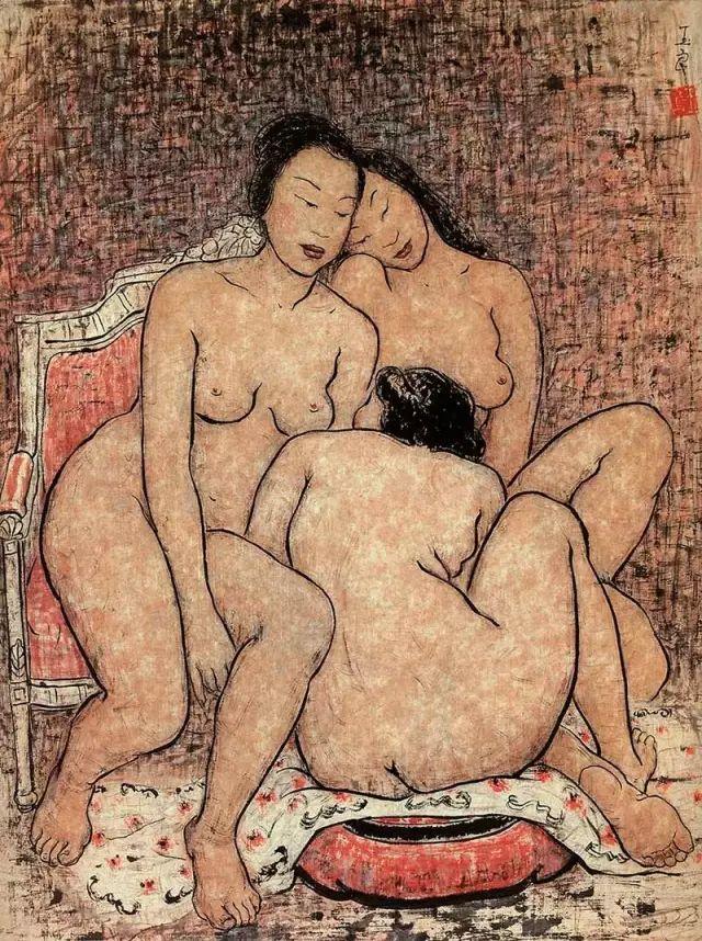潘玉良:以女性视角解读人体插图5