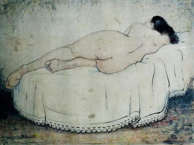 潘玉良:以女性视角解读人体插图7