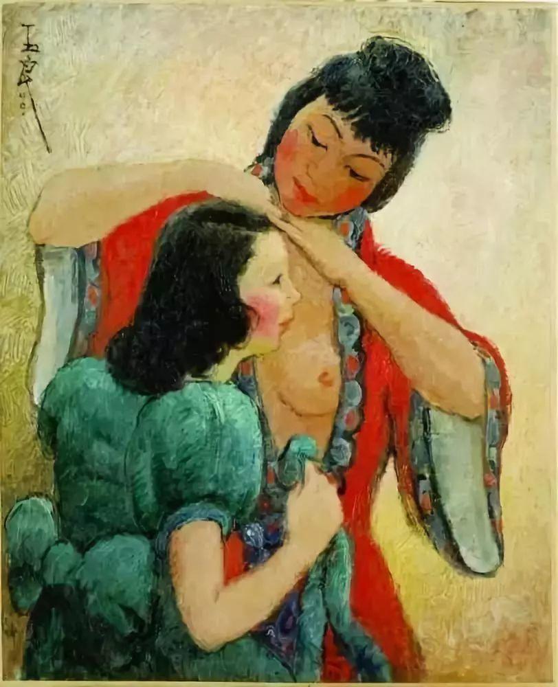 潘玉良:以女性视角解读人体插图11