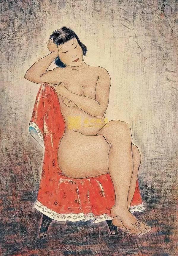 潘玉良:以女性视角解读人体插图29