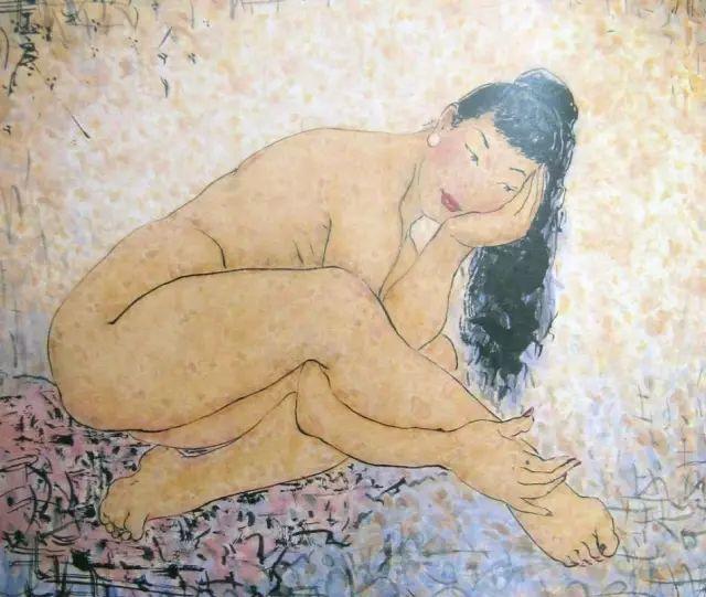 潘玉良:以女性视角解读人体插图32