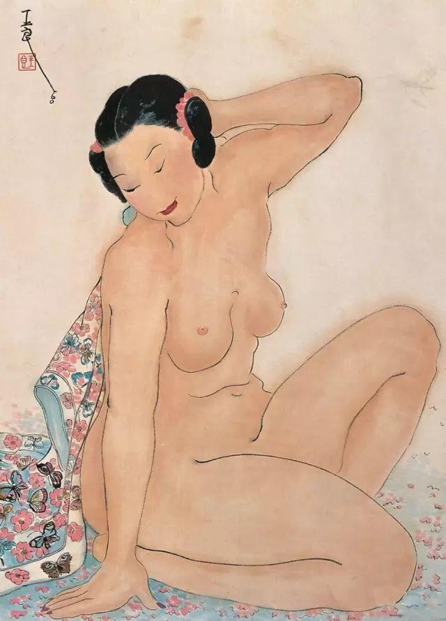 潘玉良:以女性视角解读人体插图33