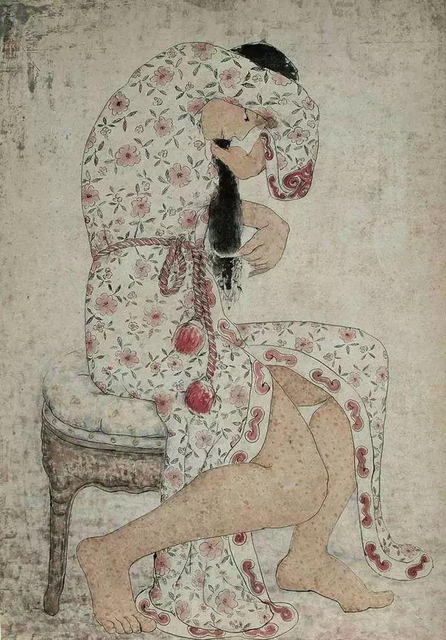 潘玉良:以女性视角解读人体插图35