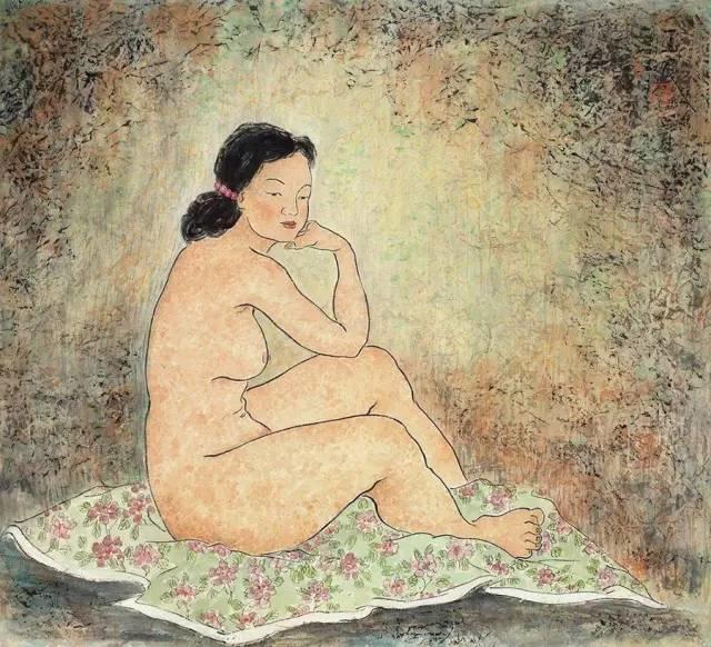 潘玉良:以女性视角解读人体插图36