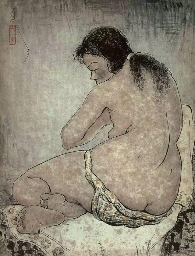 潘玉良:以女性视角解读人体插图38
